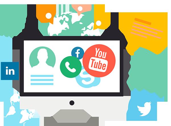 Προώθηση ιστοσελίδων στα κοινωνικά δίκτυα