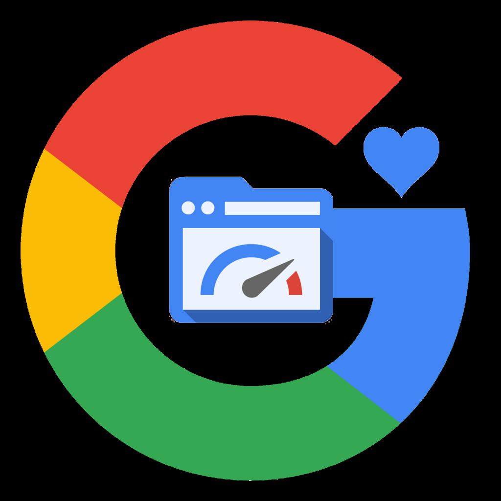 η google είναι ερωτευμένη με τις γρήγορες ιστοσελίδες